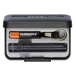 Maglite Solitaire AAA Keychain Light in Presentation Box - Black - WarriorInc Tactical Gear