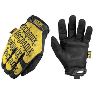 Mechanix Wear The Original Glove Yellow - WarriorInc Tactical Gear