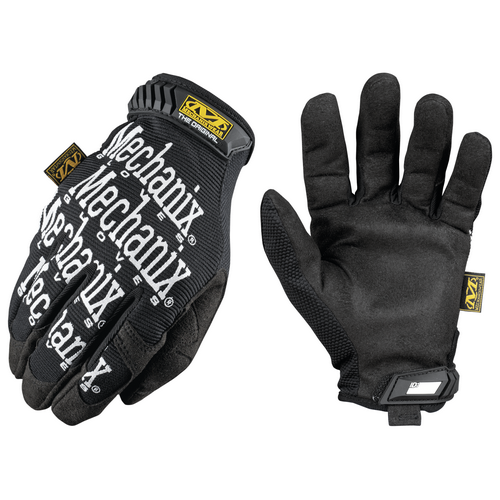 Mechanix Wear The Original Glove Black - WarriorInc Tactical Gear