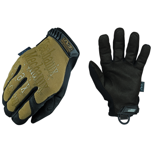 Mechanix Wear The Original Glove Coyote - WarriorInc Tactical Gear