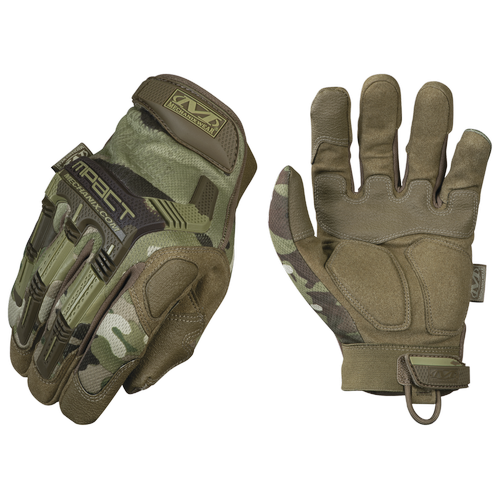 Mechanix Wear MultiCam M-Pact Glove - WarriorInc Tactical Gear