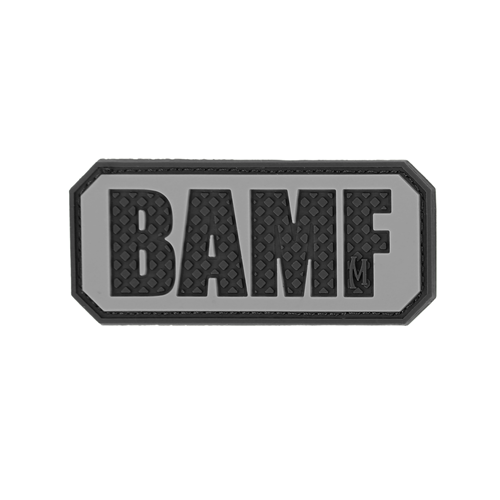 Maxpedition Morale Patch BAMF Patch - WarriorInc Tactical Gear