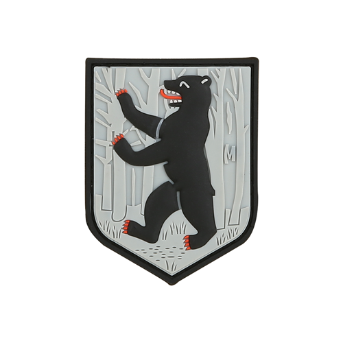 Maxpedition Morale Patch Bear Patch - WarriorInc Tactical Gear