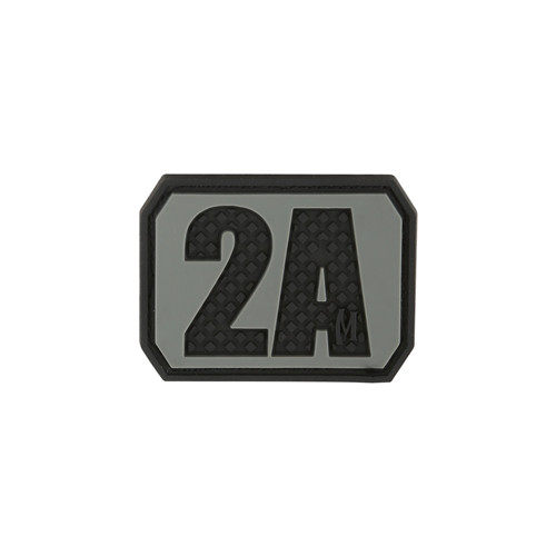 Maxpedition Morale Patch 2A SECOND AMENDMENT (SWAT) - WarriorInc Tactical Gear