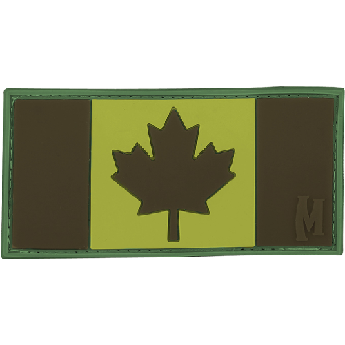 Maxpedition Morale Patch Canada Flag - WarriorInc Tactical Gear
