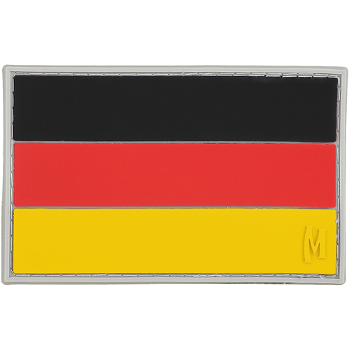 Maxpedition Morale Patch Germany Flag Patch - WarriorInc Tactical Gear