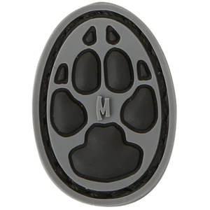 Maxpedition Morale Patch Dog Track 1  (SWAT) - WarriorInc Tactical Gear
