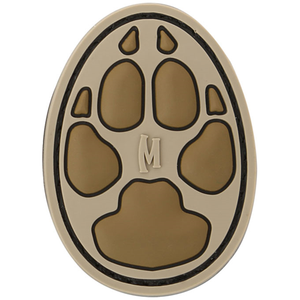 Maxpedition Morale Patch Dog Track 2  (Arid) - WarriorInc Tactical Gear