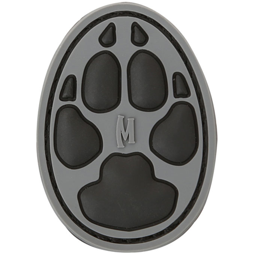 Maxpedition Morale Patch Dog Track 2  (SWAT) - WarriorInc Tactical Gear