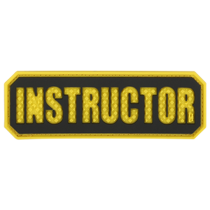 Maxpedition Morale Patch INSTRUCTOR Patch - WarriorInc Tactical Gear
