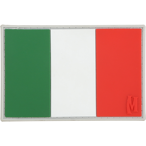 Maxpedition Morale Patch Italy Flag Patch - WarriorInc Tactical Gear