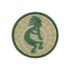 Maxpedition Morale Patch Kokopelli Patch - WarriorInc Tactical Gear