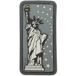 Maxpedition Morale Patch Lady Liberty 1.3  x 2.6  (SWAT) - WarriorInc Tactical Gear