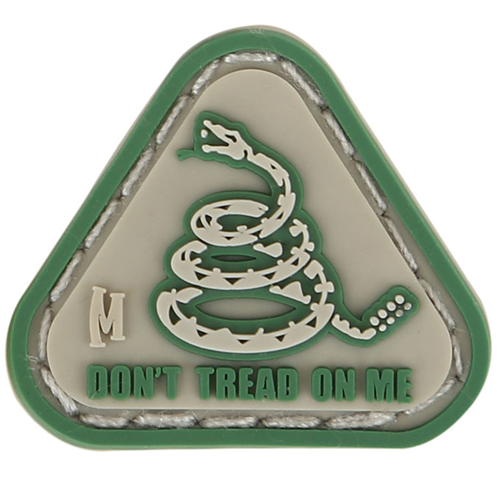Maxpedition Morale Patch DTOM Micropatch 0.875  x 0.875 (Arid) - WarriorInc Tactical Gear