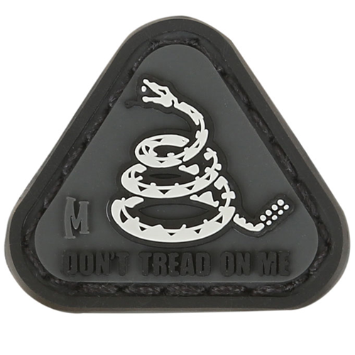 Maxpedition Morale Patch DTOM Micropatch 0.875  x 0.875 (SWAT) - WarriorInc Tactical Gear