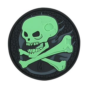 Maxpedition Morale Patch Skull Patch - WarriorInc Tactical Gear