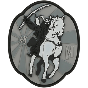 Maxpedition Morale Patch Samurai Patch - WarriorInc Tactical Gear
