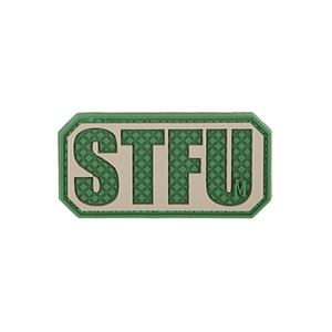 Maxpedition Morale Patch STFU Patch - WarriorInc Tactical Gear