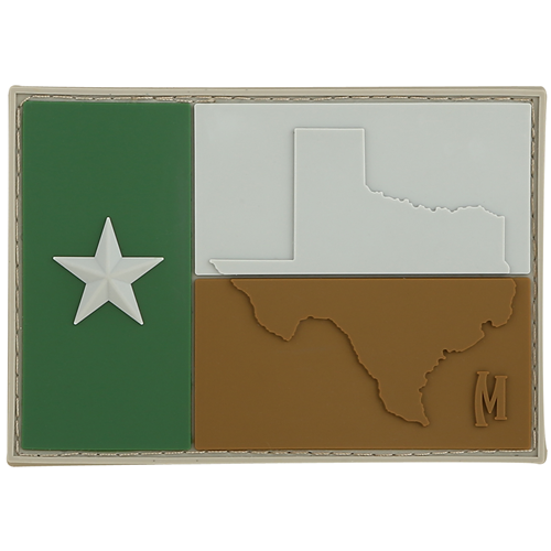 Maxpedition Morale Patch Texas Flag Patch - WarriorInc Tactical Gear