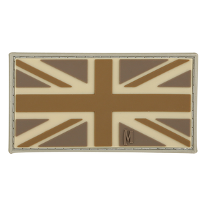 Maxpedition Morale Patch UK Flag Patch - WarriorInc Tactical Gear