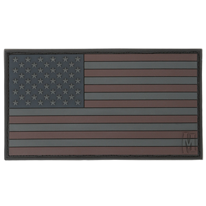 Maxpedition Morale Patch USA Flag Patch Large - WarriorInc Tactical Gear
