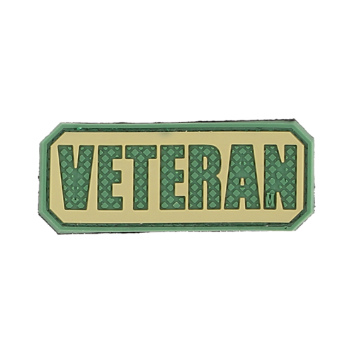Maxpedition Morale Patch VETERAN Patch - WarriorInc Tactical Gear