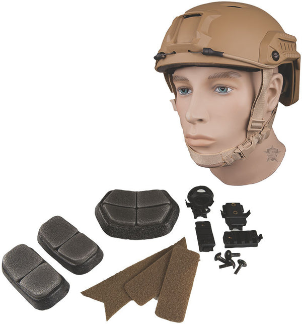 5ive Star Gear Advanced Base Jump Helmet - WarriorInc Tactical Gear