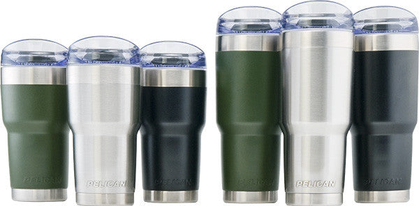 Pelican Traveler Tumbler with Slide Lid - WarriorInc Tactical Gear