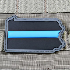 Thin Blue Line Police Patch Morale Patch USA