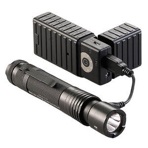 Streamlight ProTac HL USB 850 Lumen Flashlight with White LED - WarriorInc Tactical Gear