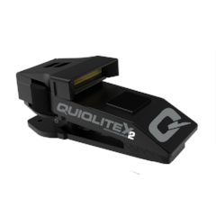 QuiqLite X2 Tactical 200 Lumens Hands Free Rechargeable LED Light - WarriorInc Tactical Gear
