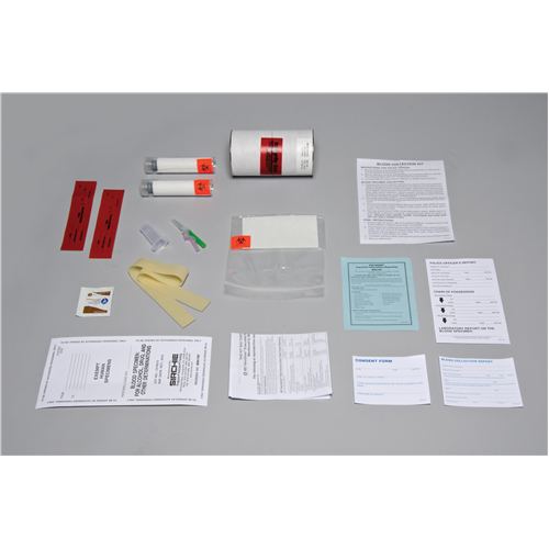 Sirchie Blood Alcohol Specimen Collection Kit - WarriorInc Tactical Gear