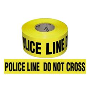 Pro-Line Traffic Safety Barricade Tape - WarriorInc Tactical Gear