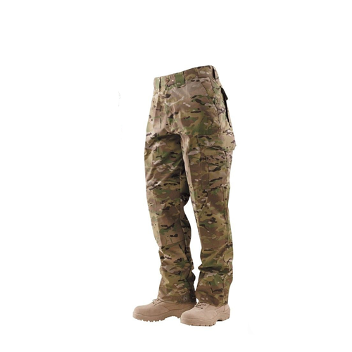 TruSpec 24/7 MultiCam 65/35 Poly Cotton Rip Stop Tactical Pants - WarriorInc Tactical Gear