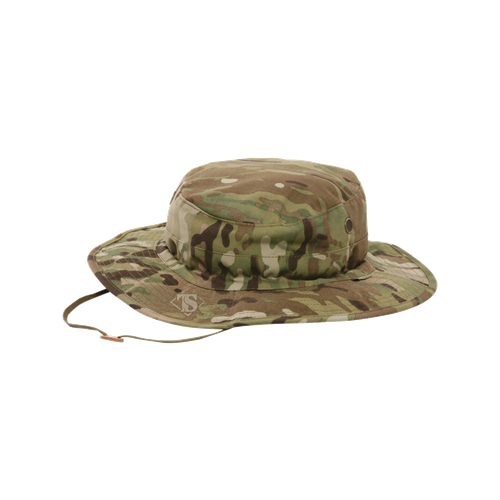 TruSpec Gen II Adjustable Boonie Hat Nyco RipStop Multi Cam - WarriorInc Tactical Gear