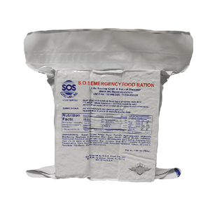 5IVE Star Gear SOS Emergency Food Rations - WarriorInc Tactical Gear