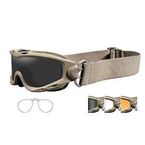 Wiley X Spear Goggle with 3 Lens and RX Insert Included - WarriorInc Tactical Gear