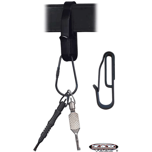 Zak Tool 54 Tactical Key Ring Holder - WarriorInc Tactical Gear