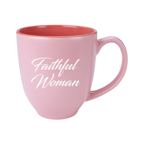 Faithful Woman Mug