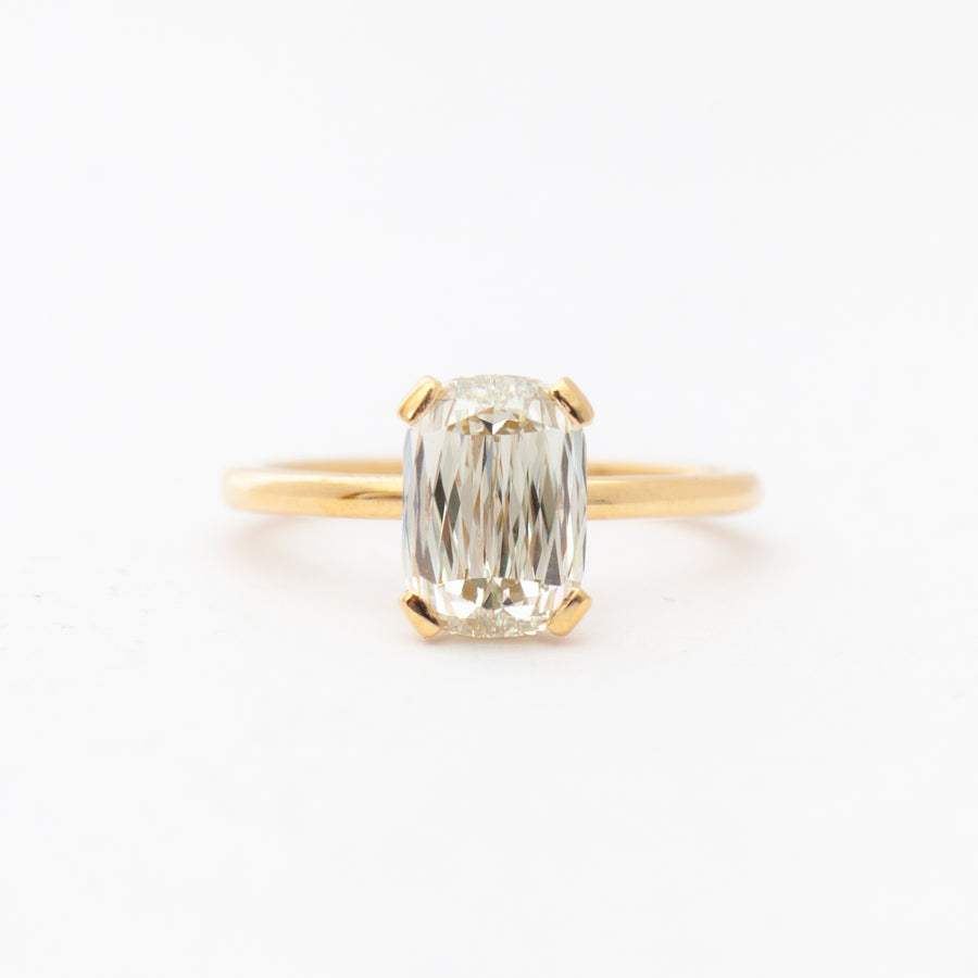 2.54 ct. Coursiere Solitaire