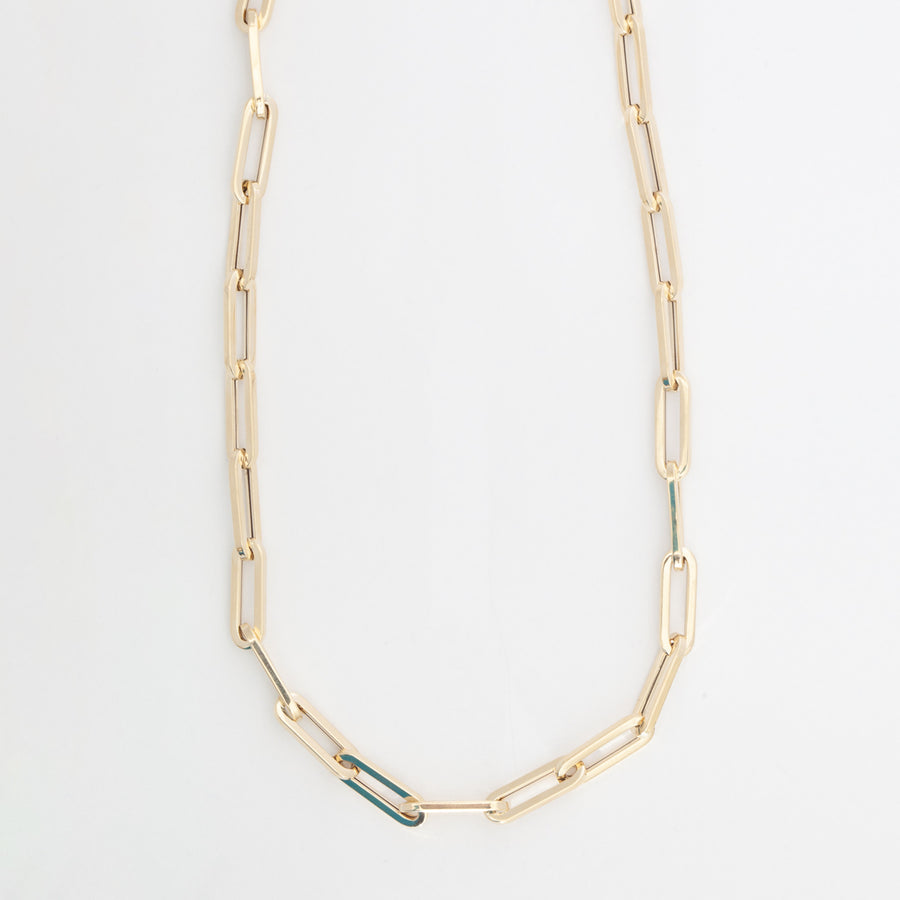 Bold Paperclip Chain