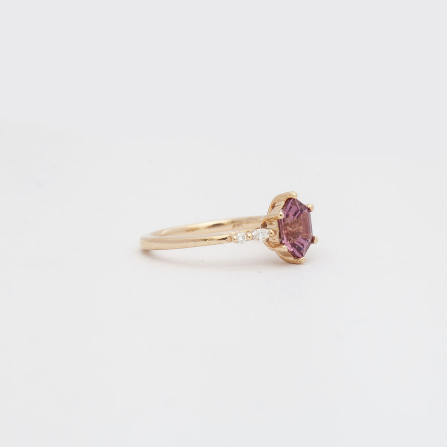 Astra Spinel Ring