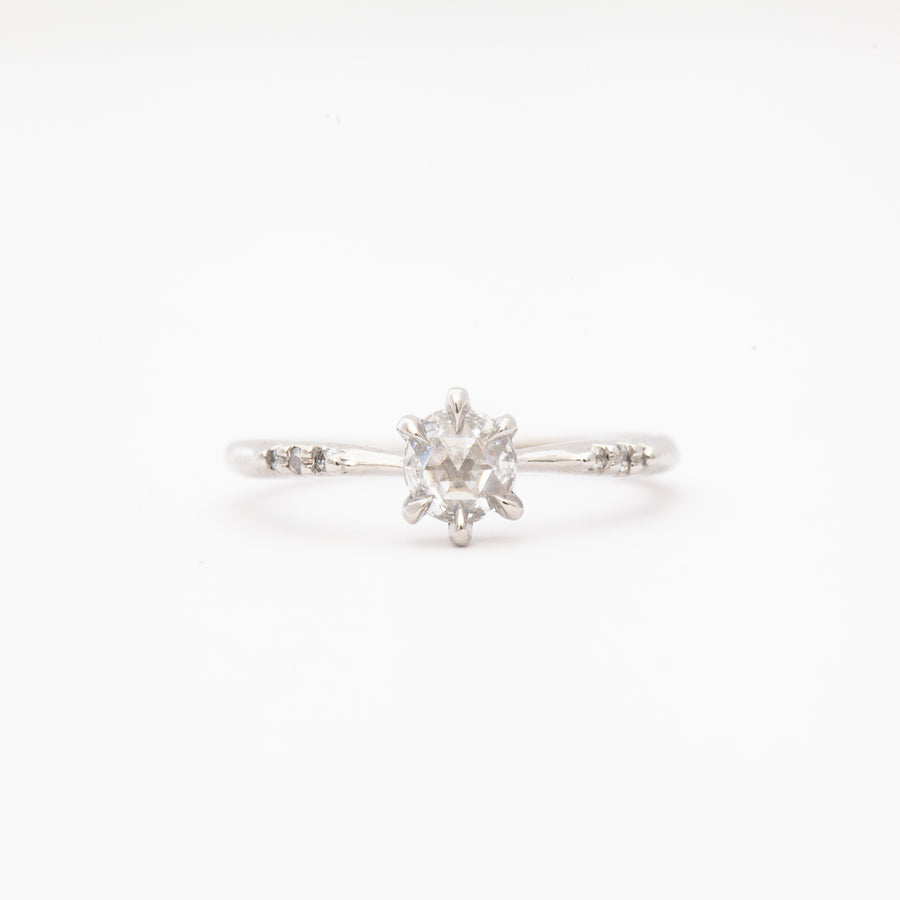 Platinum Ilona Ring