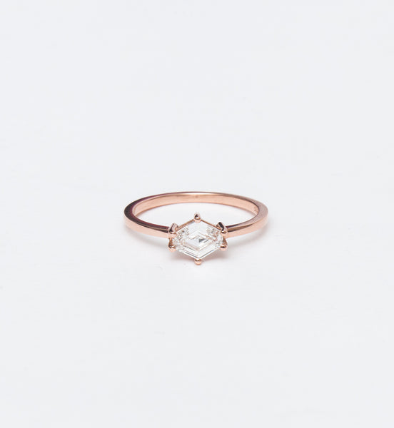 Jane Hexagon Ring