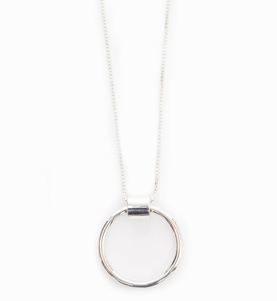 Venn Long Necklace