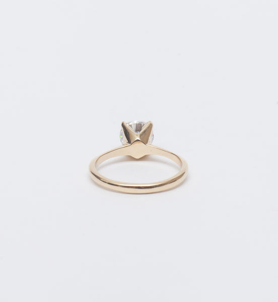 Avens Round Cut Ring