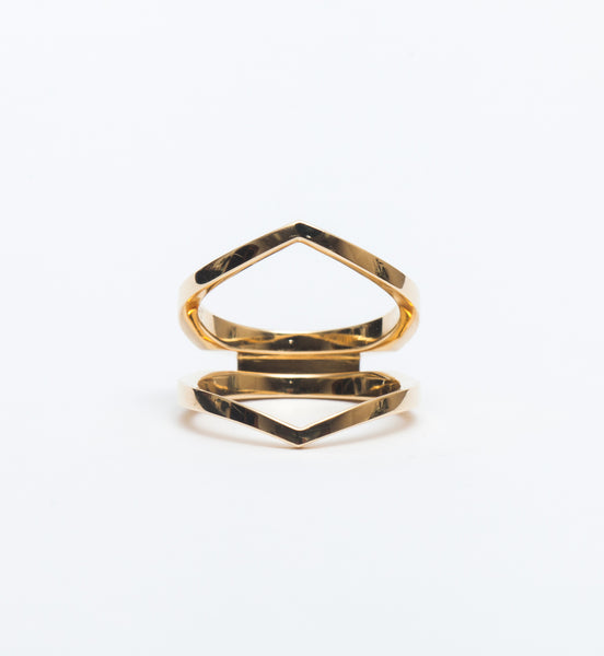 Oblique Enclose Ring