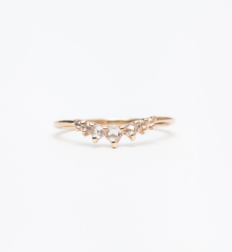 Diamond Beacen Ring