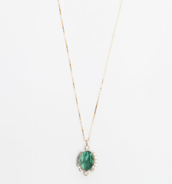 Variscite La Luz Necklace