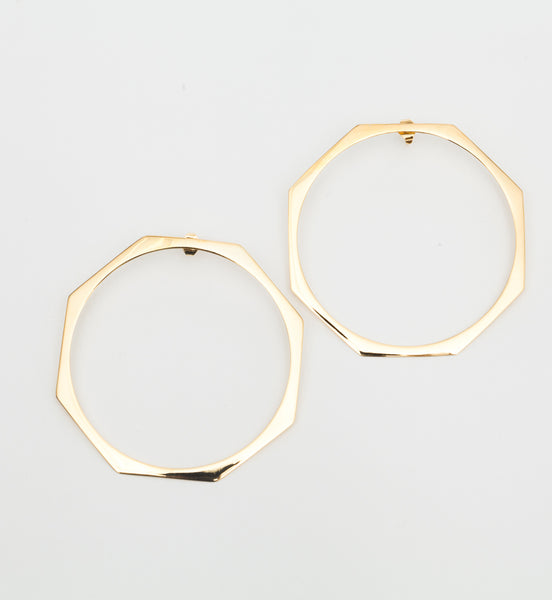 Large Ponti Earrings